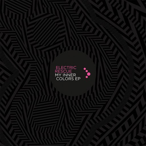Альбом Electric Rescue My Inner Colors EP