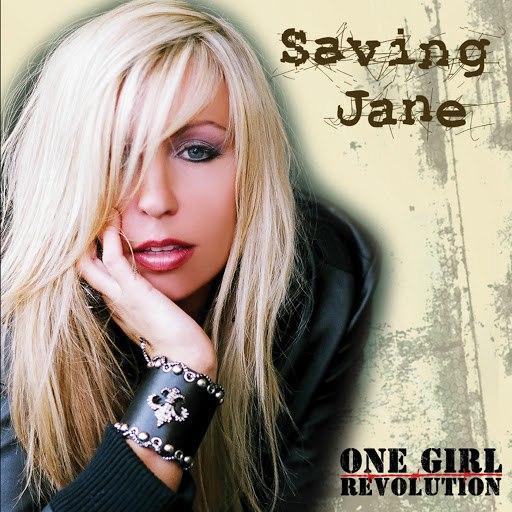 Saving Jane альбом One Girl Revolution (Walmart/ Liquid Exclusive)