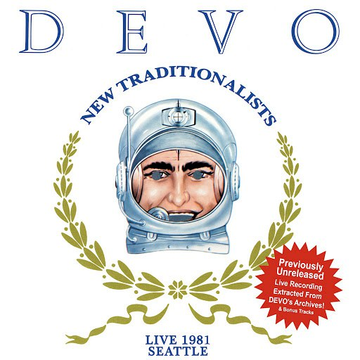 Devo альбом Live 1981 Seattle