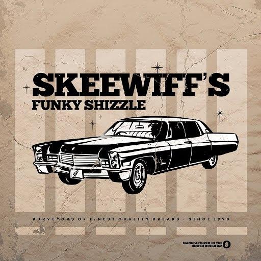Skeewiff альбом Skeewiff's Funky Shizzle