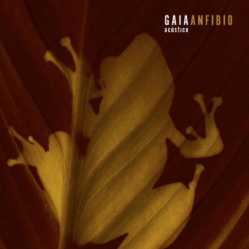 Gaia альбом Anfibio (Acústico)