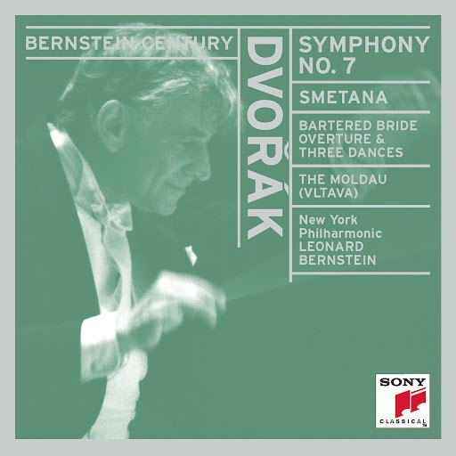 Leonard Bernstein альбом Dvorák: Symphony No. 7 and other works