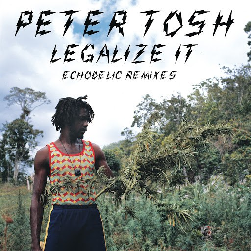 Peter Tosh альбом Legalize It: Echodelic Remixes