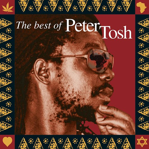 Peter Tosh альбом Scrolls Of The Prophet: The Best Of Peter Tosh