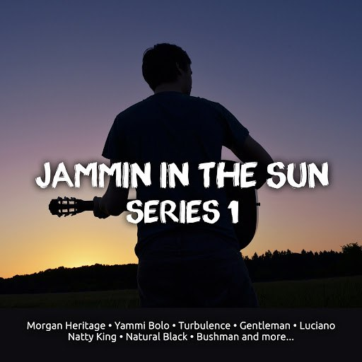 Anthony B альбом Jammin In The Sun, Series. 1
