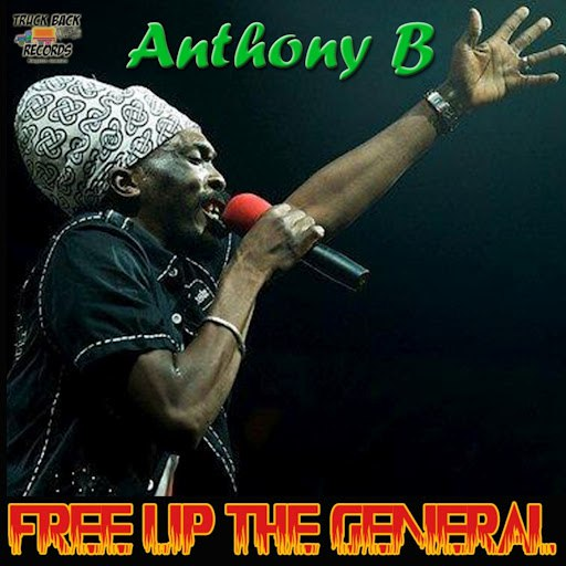 Anthony B альбом Free Up The General