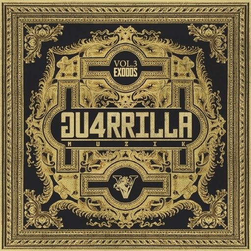 Vasco альбом Guerrilla Muzik Vol. 3 `Exodos`