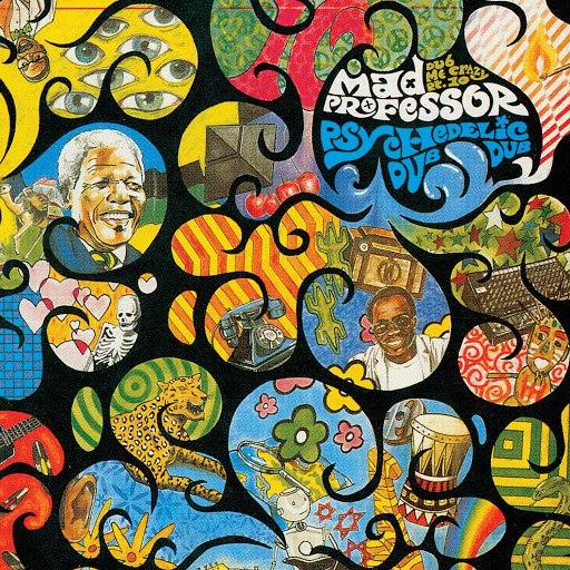 Mad Professor альбом Psychedelic Dub