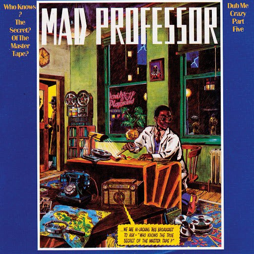 Mad Professor альбом Who Knows The Secret Of The Master Tape?