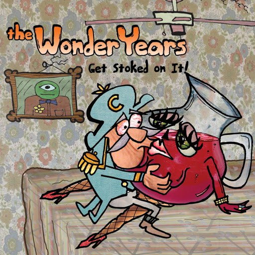 The Wonder Years альбом Get Stoked on It!