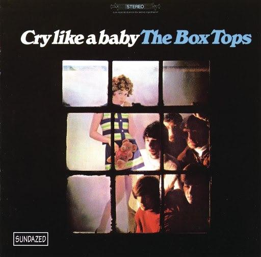 The Box Tops альбом Cry Like A Baby