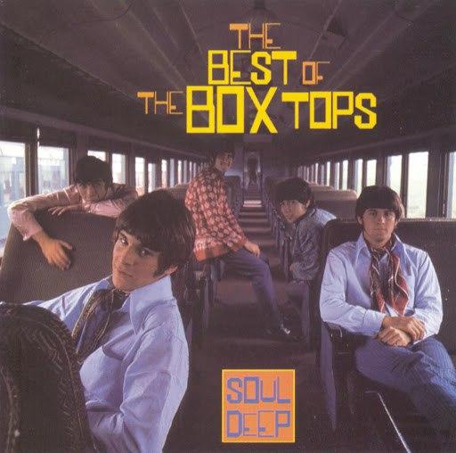 The Box Tops альбом Best Of...Soul Deep