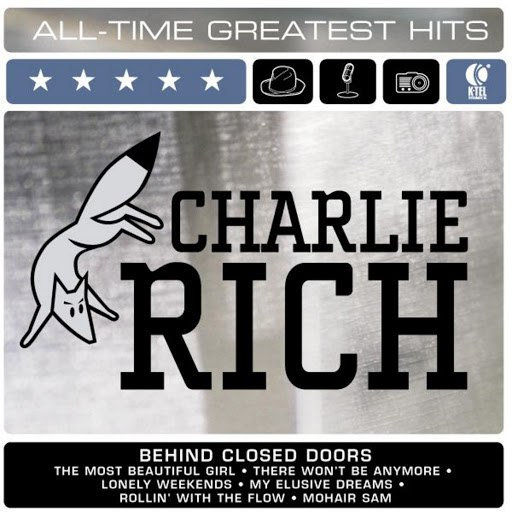 Charlie Rich альбом All-Time Greatest Hits