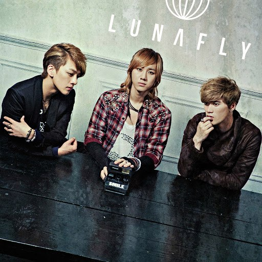 LUNAFLY альбом Day by Day