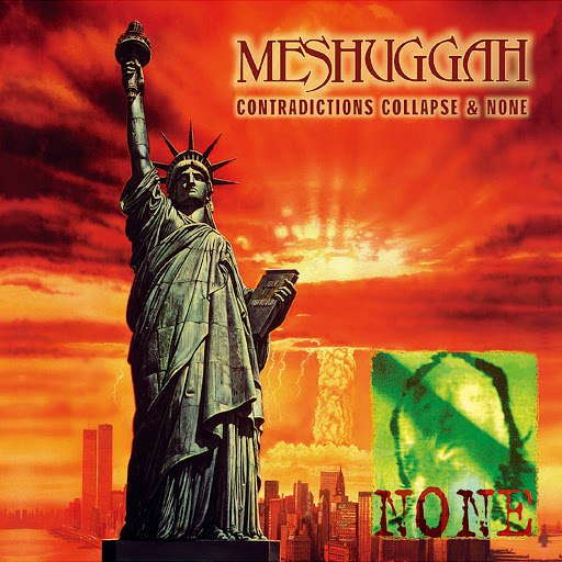 Meshuggah альбом Contradictions Collapse (Deluxe Edition)