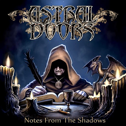 Astral Doors альбом Notes from the Shadows