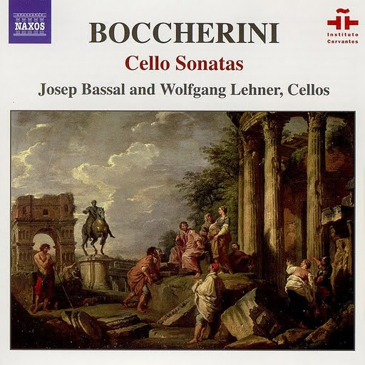 Luigi Boccherini альбом Cello Sonatas