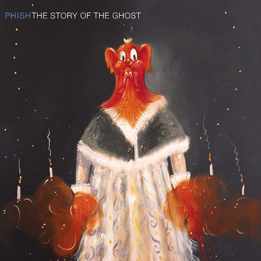 Phish альбом The Story Of The Ghost