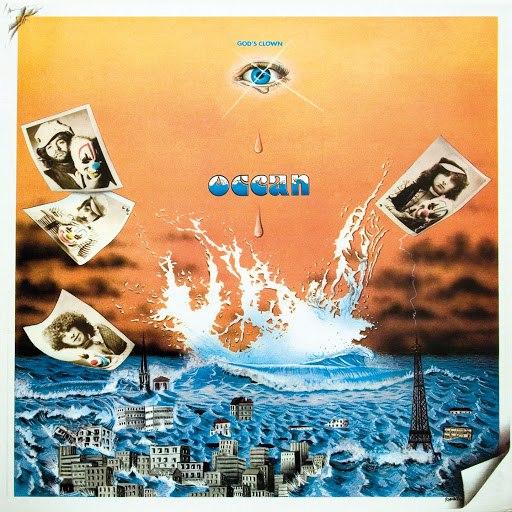 Ocean альбом God's Clown