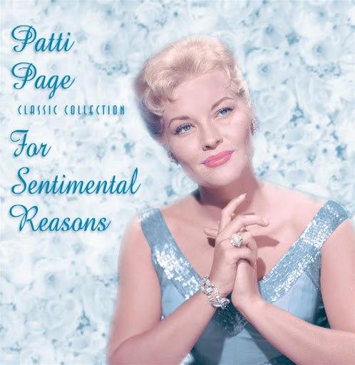 Patti Page альбом For Sentimental Reasons