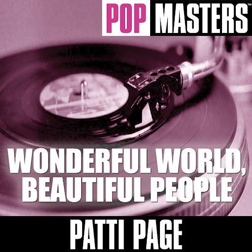Patti Page альбом Pop Masters: Wonderful World, Beautiful People