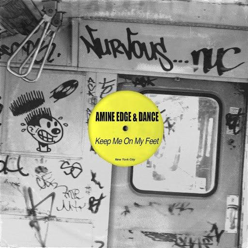 Amine Edge альбом Keep Me On My Feet EP