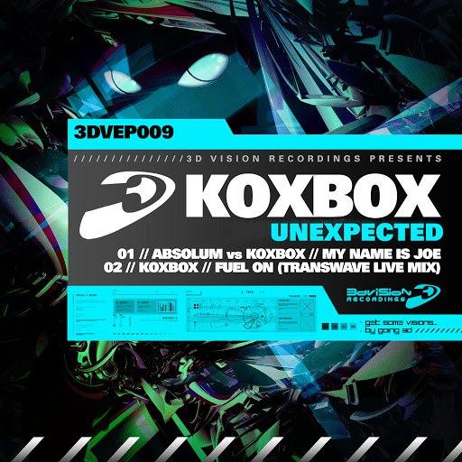 Koxbox альбом Unexpected