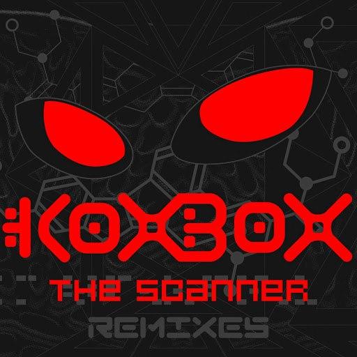 Koxbox альбом The Scanner Remixes