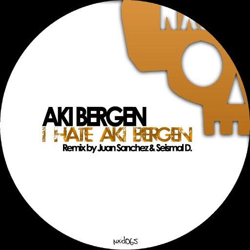 Aki Bergen альбом I Hate Aki Bergen