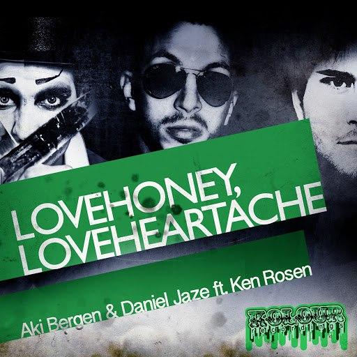 Aki Bergen альбом Love Honey, Love Heartache