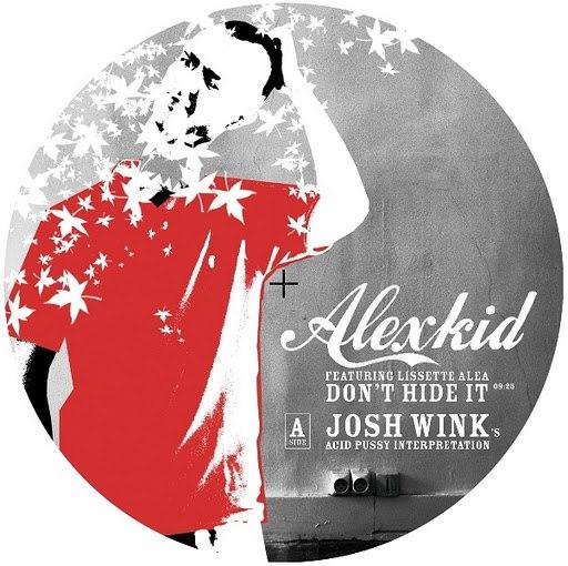 Alexkid альбом Don't Hide It Acid Reworks