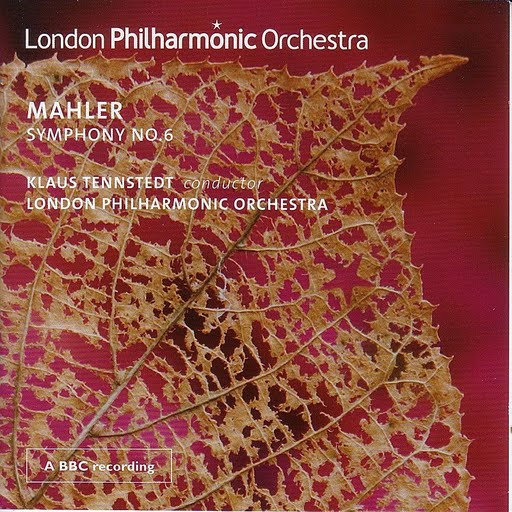 Gustav Mahler альбом Mahler, G.: Symphony No. 6 (London Philharmonic, Tennstedt)