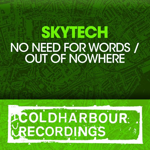 Skytech альбом No Need For Words / Out Of Nowhere