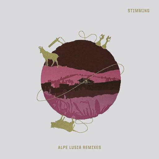Stimming альбом Alpe Lusia Remixes