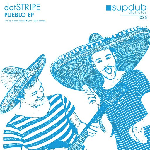 dotSTRIPE альбом Pueblo EP