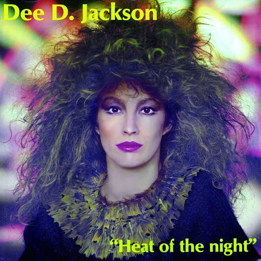 Dee D. Jackson альбом Heat of the Night