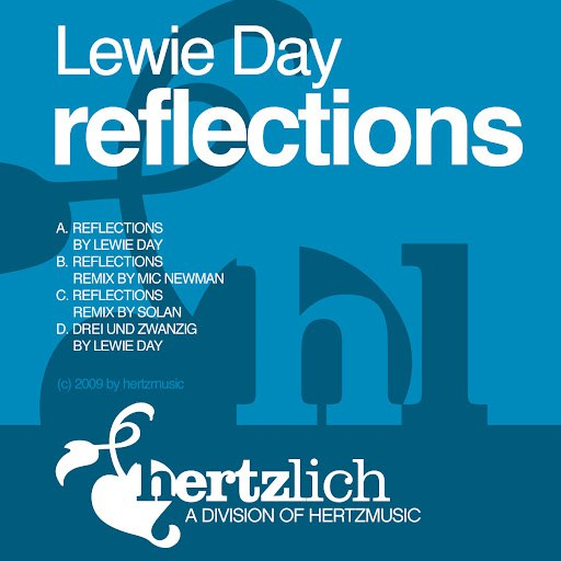 Lewie Day альбом Reflections - EP