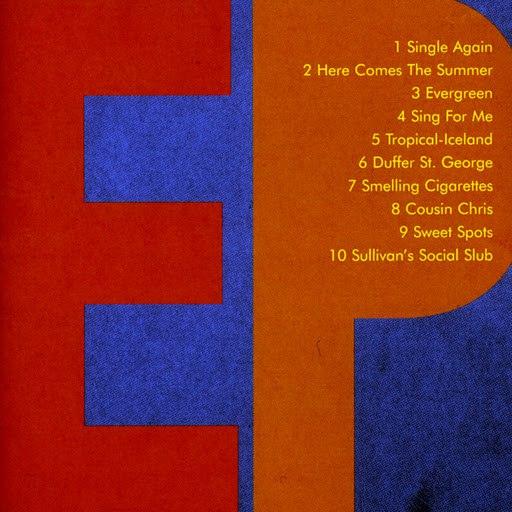 The Fiery Furnaces альбом EP
