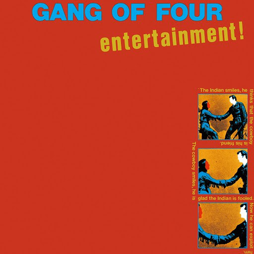 Gang Of Four альбом Entertainment!