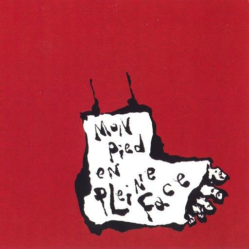 MELL альбом Mon pied en pleine face