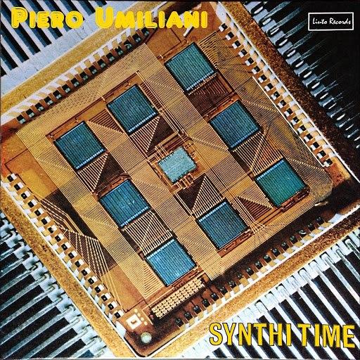 Piero Umiliani альбом Synthi Time