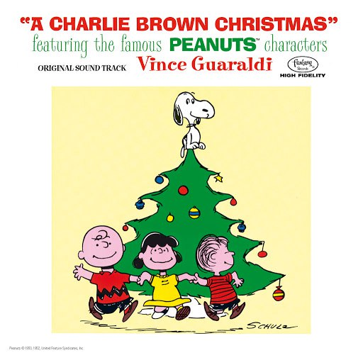 Vince Guaraldi альбом A Charlie Brown Christmas [Expanded] (International Version)