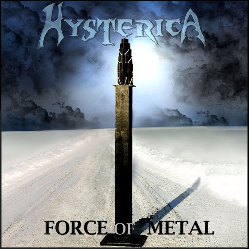 Hysterica альбом Force of metal