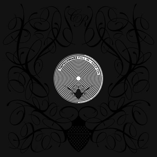 Tiefschwarz альбом Fall In / Keep On