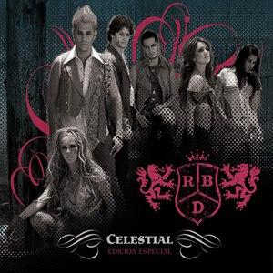 RBD альбом Celestial Fan Edition
