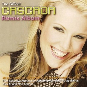 Cascada альбом The Offical Remix Album