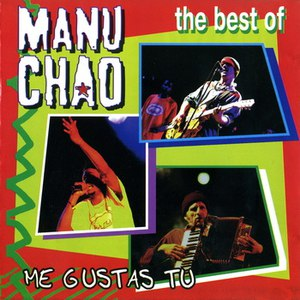 Manu Chao альбом The Best Of