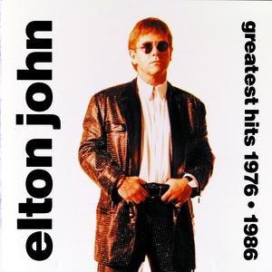 Elton John альбом Greatest Hits 1976-1986