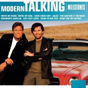 Modern Talking альбом Milestones