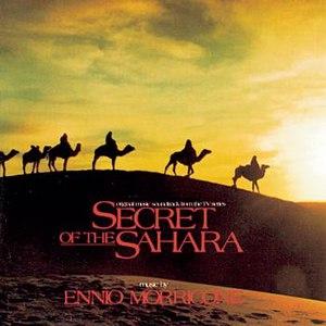 Ennio Morricone альбом Secret Of The Sahara